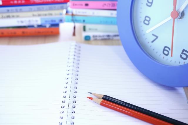 大学受験の英単語は毎日やるべき?勉強時間は?