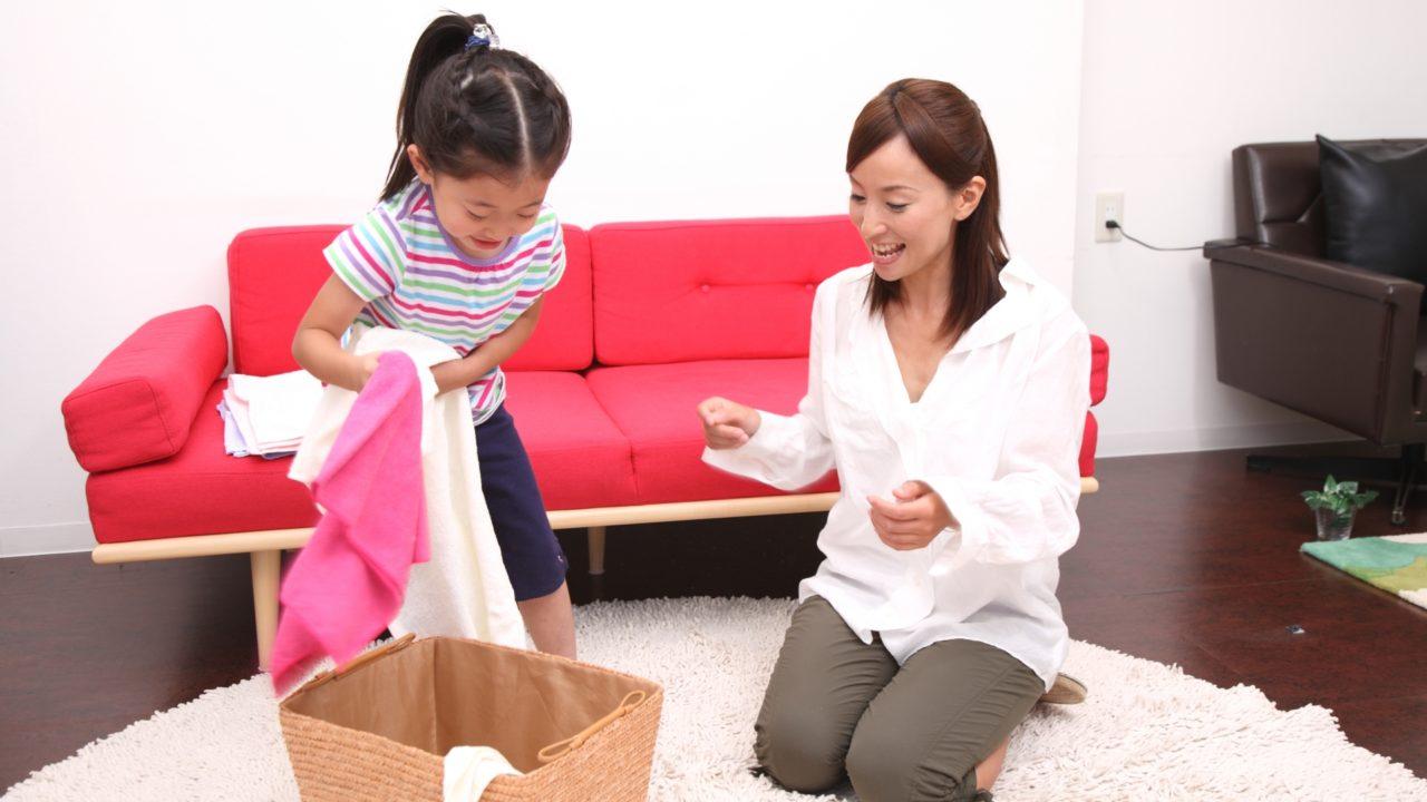 片付けできない子供に叱っていませんか?接し方と解決策を教えます